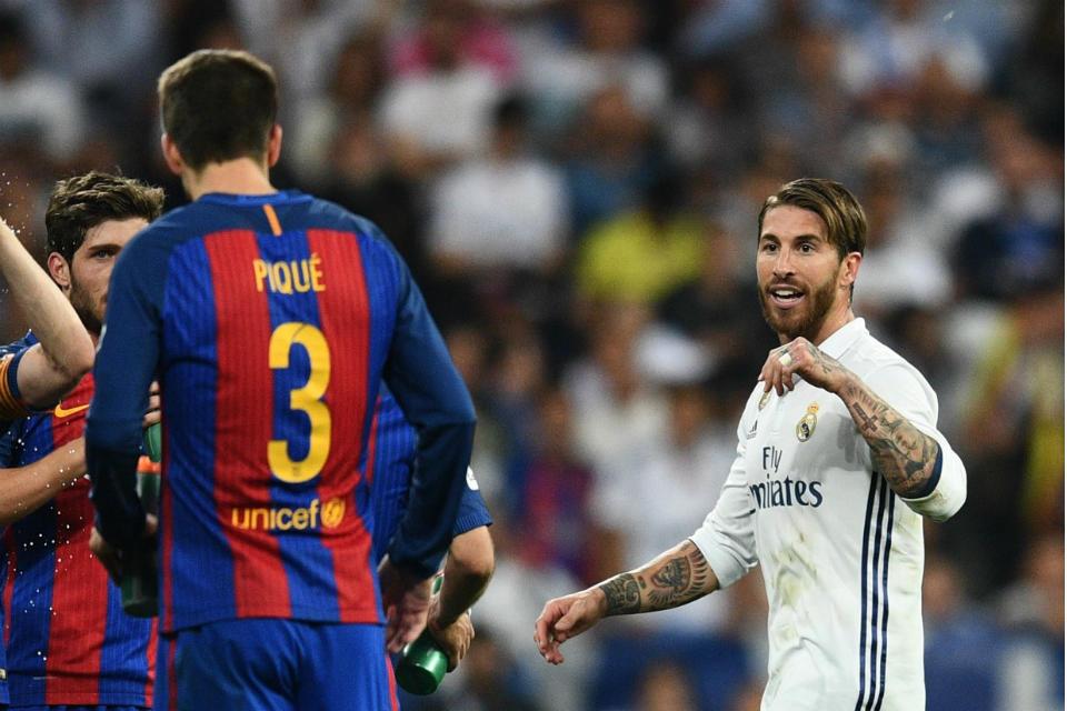 Ramos mengaku telah mengundang Pique untuk menonton pertandingan Final UCL