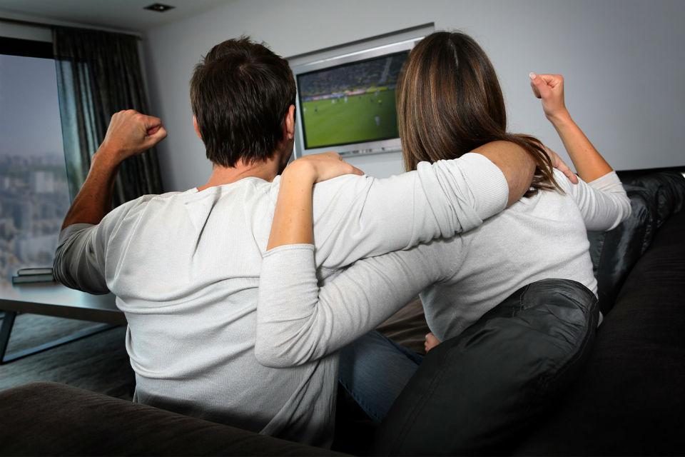 Menonton siaran langsung Liga Spanyol